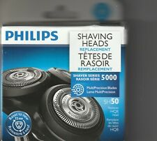 Philips Shaving Heads Replacement Series 5000 HQ8 Head SH50 Compare at $48