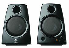 New listing New Logitech Z130 2 Multi Full Stereo Pc, Laptop Computer Speakers 980-000417