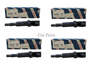 4 pcs Bosch Ignition Coils for MINI COUNTRYMAN CLUBMAN PACEMAN Cooper ONE