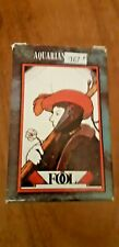 Aquarian Tarot Deck by David Palladini 1970 Divinatoire occulte