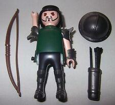 31292 Arquero Caballero lobo playmobil,figura,figure,knight,medieval,wolf,archer