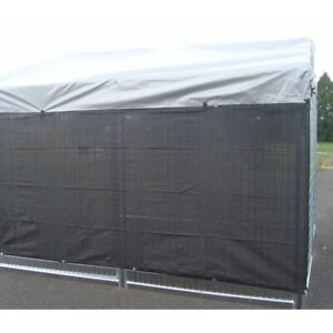 """WEATHERGUARD� EXTRA LARGE WINTER/SHADE SCREEN CLOTH WITH GROMMETS - 57""""H X 34'L"""
