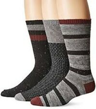 UGG Men's Crew Socks Gift Set Sealed 3 pair sock size 10-13 Show size 8-12.5 NEW