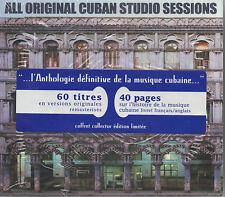 All Original Cuban Studio Sessions 5CD Box NEU Compay Segundo Carlos Puebla Kuba