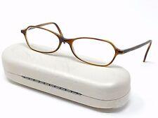 Calvin Klein Eyeglass Frames 771 025 Brown Full Rim Rectangular 49[]15-135