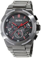 Hugo Boss Supernova Chronograph Men's Watch 45mm - Grey