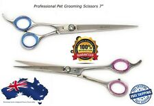 Pet Grooming Scissors Dog Scissors Veterinary Scissors Left & Right Handed 20 cm