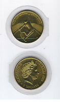 2005 $5 Australian Open Coin in capsule