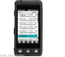 OEM Body Glove Snap On Rubber Case Cover For LG Fathom VS750 Verizon VS-750 Blac