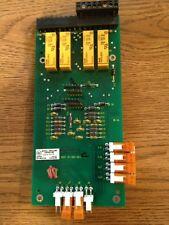 NOTIFIER VCE-4  Fire Alarm VCE4 Voice Control Expander Module Card