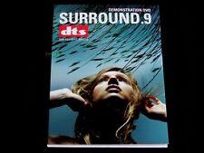 New DTS 5.1,6.1,ES Ultimate Demo #9 CES 2005/Thx - Best of DTS DVDs Genuine Rare