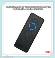 13.56Mhz Mifare1k S50 Waterproof RFID WG26 dual Led Access Control Card READER
