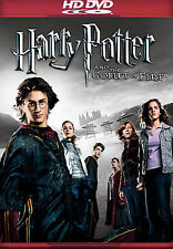Harry Potter and the Goblet of Fire (HD DVD, 2007)