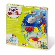 Fimo KIDS sous la mer Form and Play clay Set-Comprend 4 Fimo Kids argiles