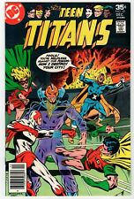 DC - TEEN TITANS #52 - VF/NM 1977 Vintage Comic