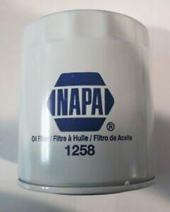 NAPA GOLD OIL FILTER 1258