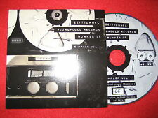 YOUNG AND COLD - Zeittunnel CD Sixth June Martial Canterel Nacht Analyse MINIMAL