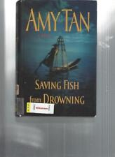 AMY TAN - SAVING FISH FROM DROWNING - LP100