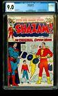 Shazam #1 DC Comics 1973 Key Issue 1st App Bronze Age CGC 9.0