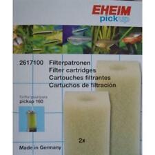 Eheim Filter Cartridge For 2010 & Pickup 160 x 2 *GENUINE*