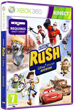 Kinect Rush Disney Pixar Adventure ~ Kinect XBox 360 (in Good Condition)