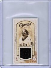 09/10 UD CHAMPS MARTY TURCO MT-MT MINI THREADS JERSEY CARD DALLAS STARS