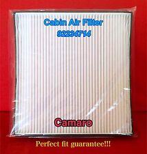 PREMIUM Cabin Air Filter C46126 for 2010 - 2015 CHEVROLET CHEVY Camaro CF11667