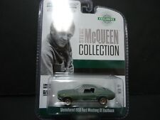 Greenlight Ford Mustang GT 1968 Unrestored Ver. Steve McQueen Bullitt 1/64 44722