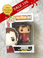 "Funko Pop!Pulp Fiction Jimmie #64 Extremely Rare Retired ""MINT"" - With Protector"