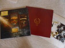 Opeth pálido Comunión 2014 Uk Doble Lp Vinilo Transparente Edición limitada RR7573 Como Nuevo