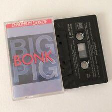 Big Pig - Bonk (Cassette Tape)