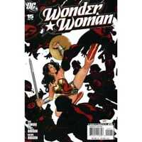 Wonder Woman (2006 series) #15 in Near Mint + condition. DC comics [*8q]