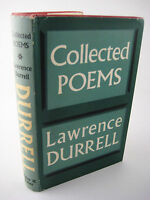 Collected Poems Lawrence Durrell Poetry Revised 1st Edition thus HCDJ