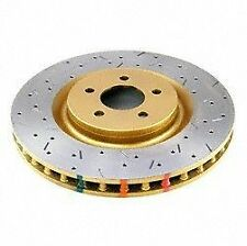 Disc Brakes Australia DBA42124XS Disc Brake Rotor