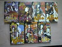 Xxxholic 1-3, 5, 8, 13-14, Lot of 7 Seinen Manga, English, 13+, Clamp