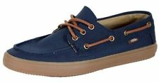 NEW VANS CHAUFFEUR 2.0 DRESS BLUES GUM SHOES MENS 6.5 SURF SIDERS SK8 NIB AUTH