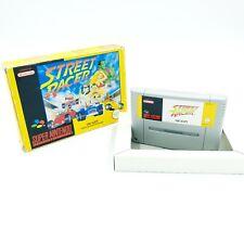 Street Racer - Super Nintendo / SNES / SNIN - En boite - PAL EUR