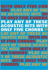 WISE PUBLICATIONS PLAY ANY OF ACOUSTIC HITS - LYRICS AND CHORDS Sheet music pop,