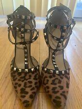 Charlotte Russe Leopard Pumps