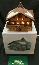 Department Dept 56 Christmas Alpine Village Kamm Haus Chalet on The Crest #56171