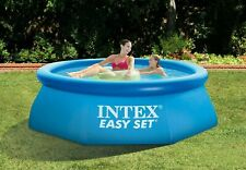 ✅ Brand New 💦 Intex 8Ft x 30In Easy Set Above Ground Swimming Pool (No Pump) 💦