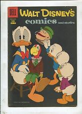 Walt Disney's Comics #207 ~ Donald Duck! ~ (Grade 7.0)WH