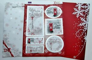 Crafter's Companion Christmas Toppers & Card Kits Postage Discounts