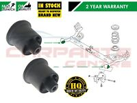 FOR NISSAN MICRA CUBE NOTE TIIDA 2003- 2x REAR AXLE SUBFRAME TRAILING ARM BUSHES