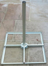 Satellite dish Non Penetrating Roof Mount  < 1.1M Broadband Aerials fast fit