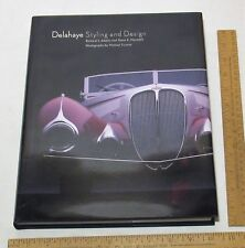 DELAHAYE - Styling and Design by Diana Meredith and Richard Adatto (Hardcover)