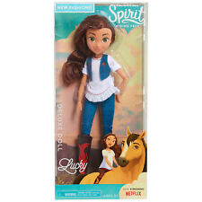 Spirit Riding Free Lucky Deluxe fashion Doll  - brand new boxed rare!