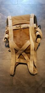 "Original Rare AN-6511-1 WW2 WWII Seat Type Parachute, 28"" foot Canopy"