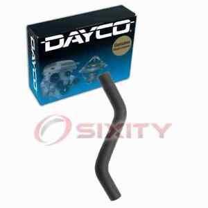 Dayco Upper Radiator Coolant Hose for 2001-2006 Chrysler Sebring 2.4L L4 ii