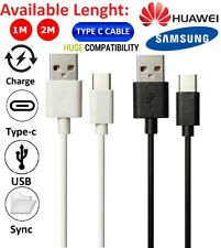 1m 2m Long USB Type C 3.1 Fast Data Charger Cable for Samsung Galaxy S9+ S8+